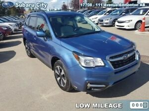 2018 Subaru Forester 2.5i Touring CVT,AWD,SUNROOF,HEATED SEATS,