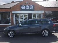 2014 VOLKSWAGEN PASSAT 2.0 TDI Bluemotion Tech Executive 5dr DSG