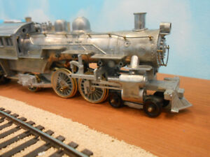 HO Scale MDC Roundhouse 4-4-2
