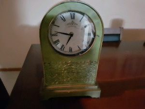 Pier One Metal Clock