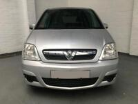 Vauxhall Meriva 1.6i 16v Energy MPV 5d 1598cc