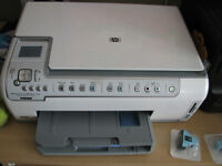 HP Photosmart C5180 All in one colour printer
