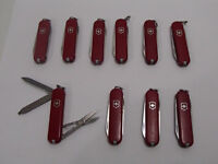 Victorinox Swiss Army Knife Classic Couteau Canif Multi-Tool