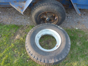 Looking for  used or new Trailer/Mobile Home UTG open-rim style