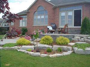 PAVING STONE, PATIOS, STONEWORK, BUILT-IN BBQS, HOT TUB AREAS London Ontario image 8