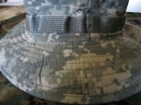 US ARMY ACU Urbain Combat Boonie Hat Type IV. Size 7 1/4