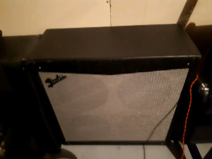 4x12 cabs vntg 80s rack gear, behringer 2x12, arsenal tube head