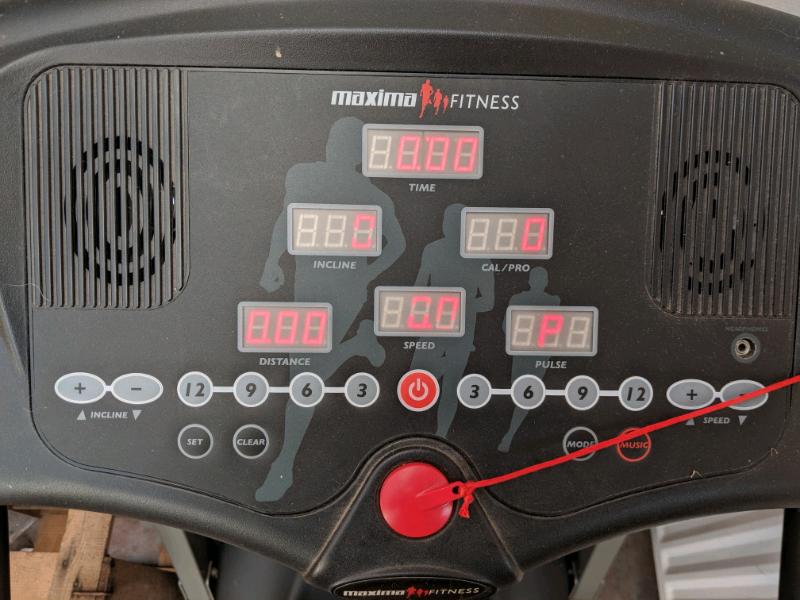 Maxima Fitness MF 2000 pro FX Treadmill | in Whitnash, Warwickshire |  Gumtree