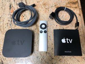 Apple TV 3rd Generation 2017 Model ***EXCELLENT CONDITION***
