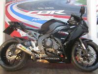 Honda CBR1000RR Ltd Edition Akrapovic Exhaust