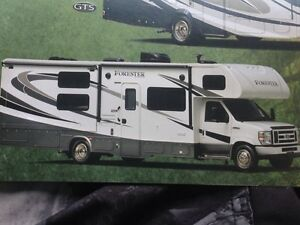 31 foot rv sleeps 8 for rent
