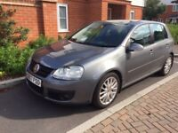 VW GOLF 2.0 GT TDI 140 GUNMETAL GREY MANUAL 6 SPEED MOT!!!