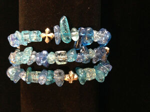 Wire wrap bracelet London Ontario image 2