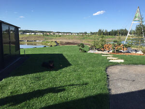 Rv rental property on golf course all year round Strathcona County Edmonton Area image 5