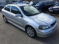 Vauxhall/Opel Astra 1.6i 16v SXi 2004 ONLY 91K & FEB 17 MOT