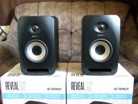 Tannoy 502 Active Studio Monitors - Excellent Condition