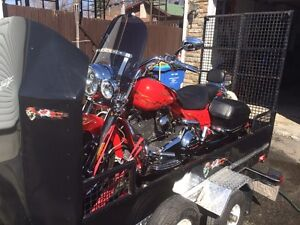 Harley Davidson ROAD KING 2007 screaming eagle edition