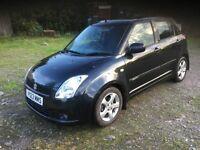 Suzuki swift vvts glx petrol 2007