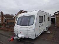 Coachman Laser 645 2009 4 Berth Rear Washroom Caravan For Sale Ref:6101