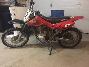 150cc Dirtbike - priced to sell