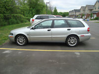 2004 Volvo V40 4 Dr.Wgn. Looking for quick sale
