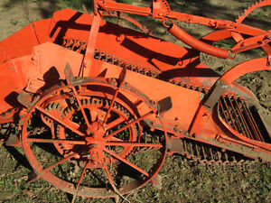 Antique 1920's Potato Digger Farm Equipment Nice