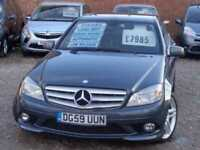 2009 Mercedes C Class C250 Cdi Blueefficiency Sport 2.2
