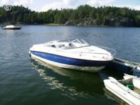 Bayliner 625 sports cruiser boat