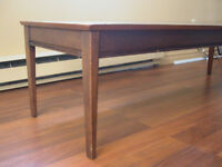 Antique Coffee Table / Bench
