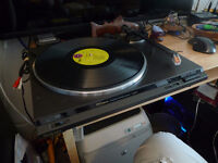 Technics SL-BD27U Automatic Turntable System Record Player Japan