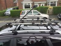 2 Universal bike carriers