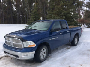 2011 Dodge Power Ram 1500 Pickup Truck 4X4