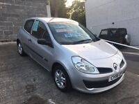 2007 56 Renault Clio 1.2 extreme, just 63, service history
