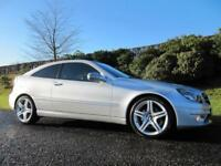 2009 Mercedes-Benz CLC 220 CDI Panoramic Roof Automatic Sport