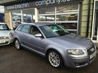 Audi A3 2.0T FSI Sportback T quattro Sport - FINANCE AVAILABLE
