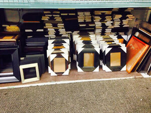 ASSORTED CUSTOM PICTURE FRAMES & ARTWORK BLOWOUT!