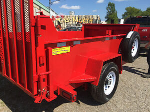 DUMP TRAILERS BY CRAMERO TRAILERS FALL SPECIAL London Ontario image 9