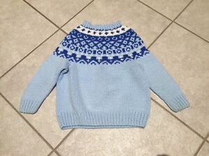 Knitted Sweaters (Lot of 4 Pieces)