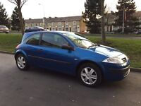 2004 Renault Megane 1.5 DCI 3 Door Extreme Model Drives Superb P/Ex Welcome Ready To Go