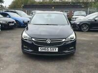 2015 Vauxhall Astra 1.4i Turbo Elite Nav 5dr Hatchback Petrol Manual