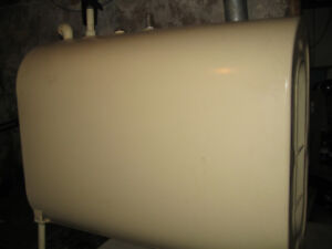 Double Bottom Oil Tank