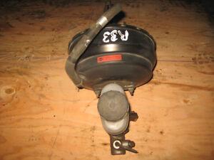 NISSAN SKYLINE R33 RB25DET MASTER CYLINDER JDM RB25 BOOSTER JDM