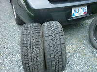2 - 17IN. TIRES 205/50R17 93T