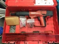 Hilti DX-A41 powder actuated nailer