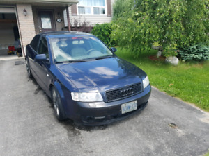 Chipped Awd audi a4 b6 1.8 turbo