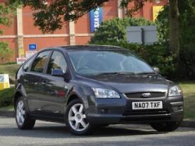 Ford Focus 1.6 2007 Sport +1 OWNER +11 SERVICE STAMPS +12M MOT +WARRANTY