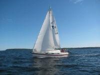 Recherche voilier en copropriété