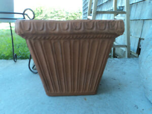 Heavy Plant Pot
