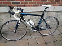 Giant TCR  Advanced 2 - Full carbone almost new