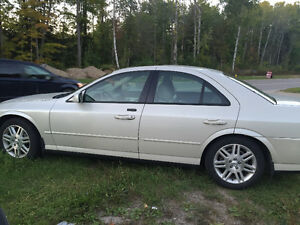 2004 Lincoln LS Luxury Sed
